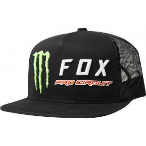 Casquette Black Fox Snapback Monster Hat E2IH9YWD