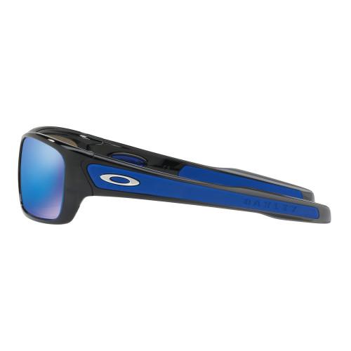 04f2fee99a Lunettes Oakley Turbine Xs Black Ink Sapphire Iridium