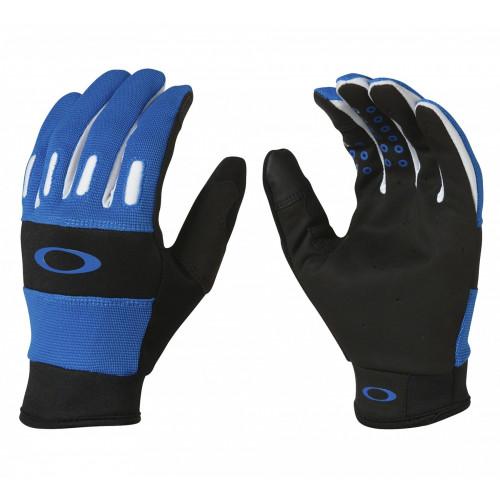 Gants Vtt Oakley Factory Glove 2.0 Blue Line