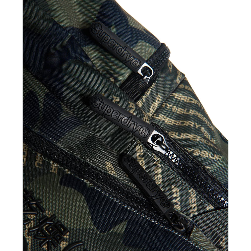 Sac-a-Dos-Superdry-Camo-Logo-Tarp-Backpack-Khaki miniatura 6