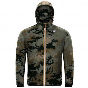K Way Dark Cortavientos The True Camouflage Claude 0 3 9DHEY2IW