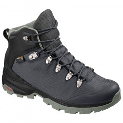 cd50a1c6dd5 Chaussures Randonnée Salomon Outback 500 Gtx W Ebony