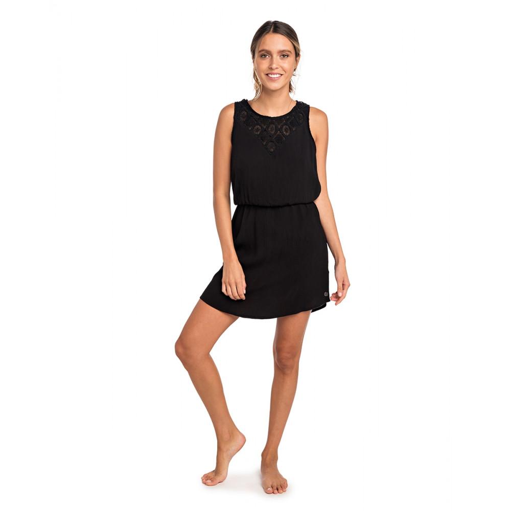 441c0f716848ae Kleid Rip Curl Kelly Schwarz nsojrg4265-neue Kleidung