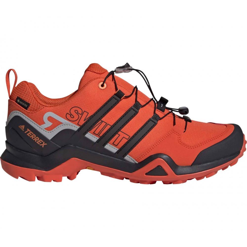 Chaussures Randonnée Adidas Terrex Swift R2 Gtx Orange