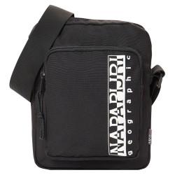 db3080b931d Sacoche Napapijri Happy Cross Pocket Black