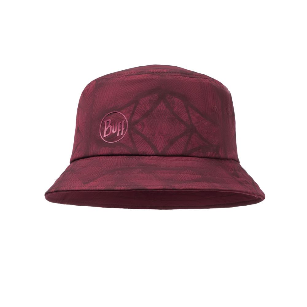 Trek Hat Bucket Buff Chapeau Bob Red Calyx Dark 8vmNwn0