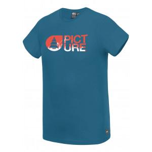 Petrol Lofoten T Shirt Picture Organic Blue Basement 76bgvfyY