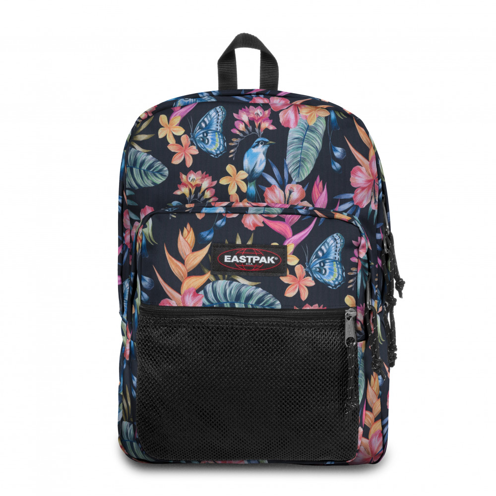 code promo f4a84 9c646 Details about Backpack Eastpak Pinnacle Tropical Flowers