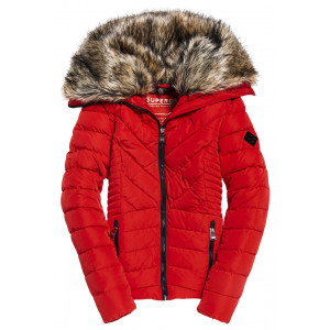Manteau laine femme burton