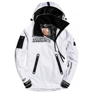 Ski Jacket Superdry Snow Rescue Overhead White