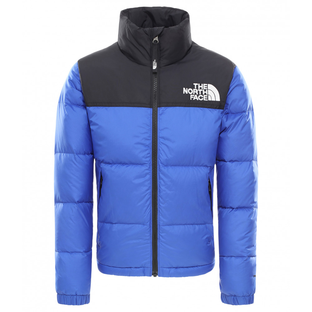 d15a3d62b Doudoune The North Face Y 1996 Retro Nuptse Blue