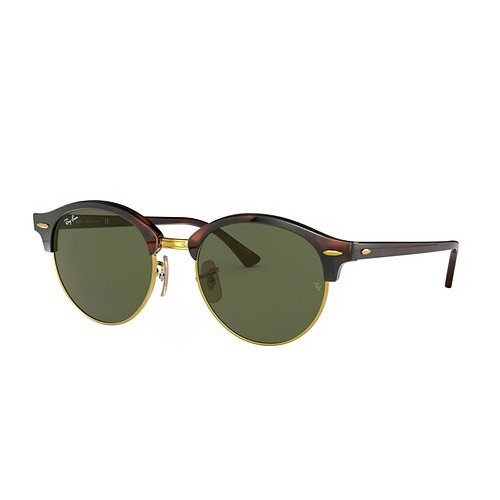 Lunettes Havana Ban Polarized Red Clubround Soleil Classic De Ray DIEW2YH9