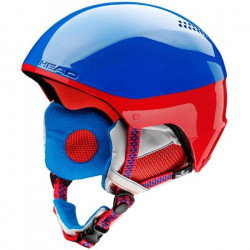 Casque De Ski Head Stivot Youth Red/blue