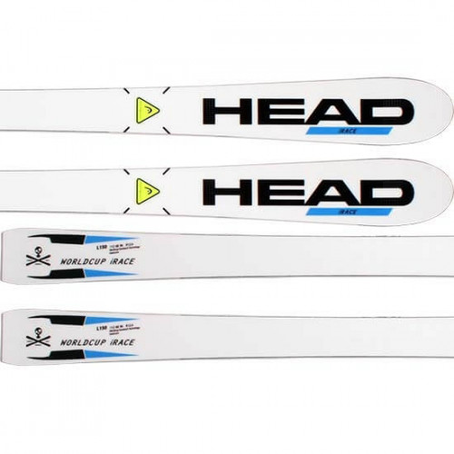 Head World Cup Irace Sw Skis Junior
