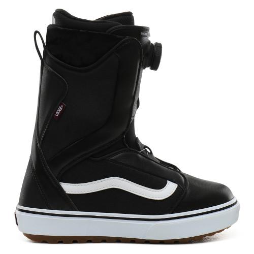 Boots De Snowboard Vans Encore OG Black White