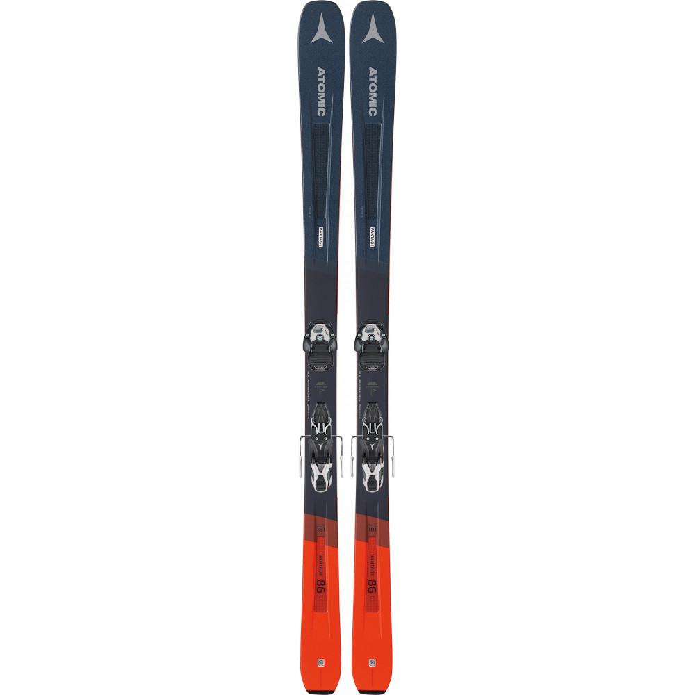 Pack Ski Atomic Vantage 86 C + Warden Mnc 11 Dt Par
