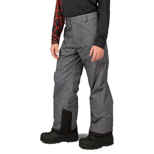 Pantalones De Esquí Con Estampado De Lana Polar De Spyder Para Niño