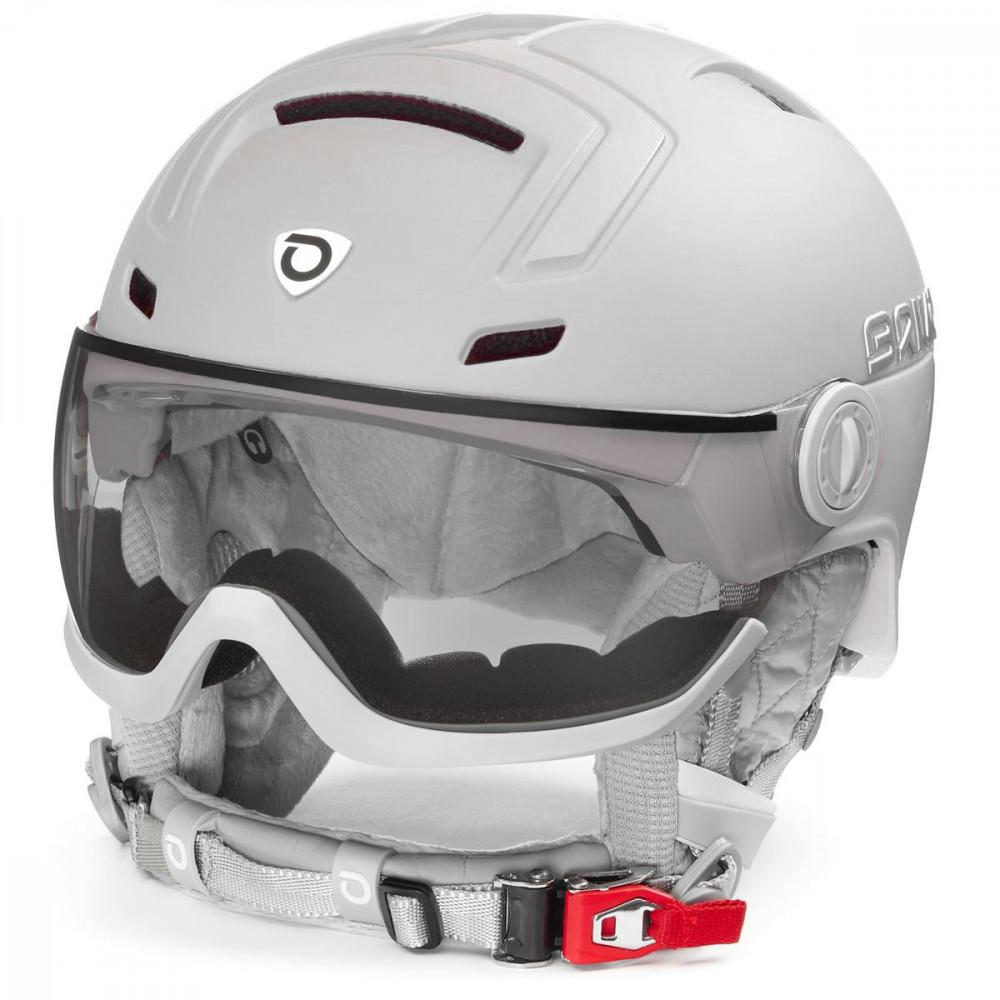Briko HELMETS Man Woman STROMBOLI VISOR 1V Ski sport Helmet