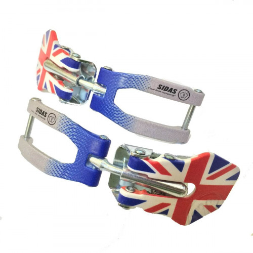 Boucles De Chaussure De Ski Sidas Custom Flag Buckle Uk
