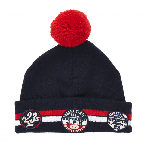 Bonnet Superdry Super Patch Beanie