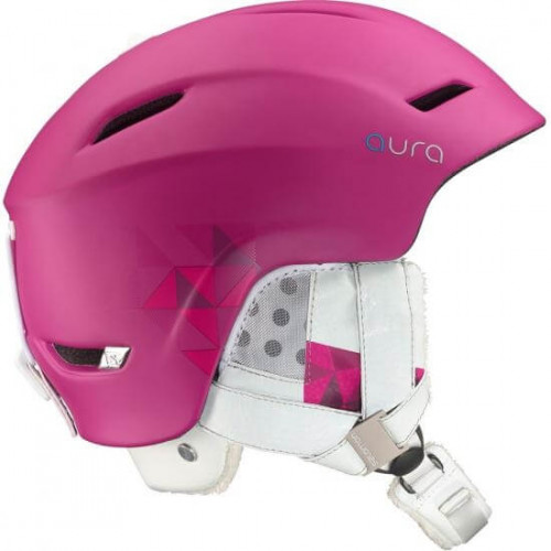Casque De Ski Salomon Aura Custom Air