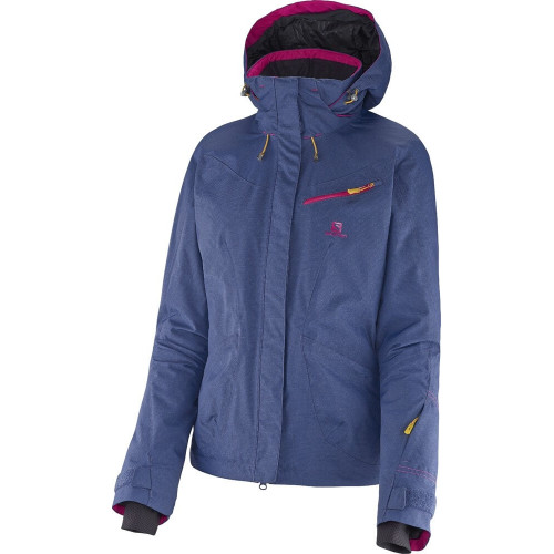 Veste De Ski Salomon Fantasy Jacket W