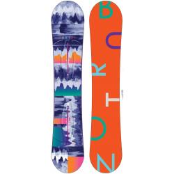 SNOWBOARD BURTON FEATHER