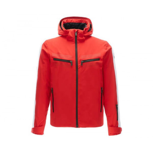 VESTE DE SKI HOMME TONI SAILER ADAM FLAME RED