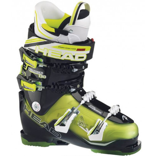CHAUSSURES DE SKI HOMME HEAD CHALLENGER 130 TRS YELLOW / BLACK