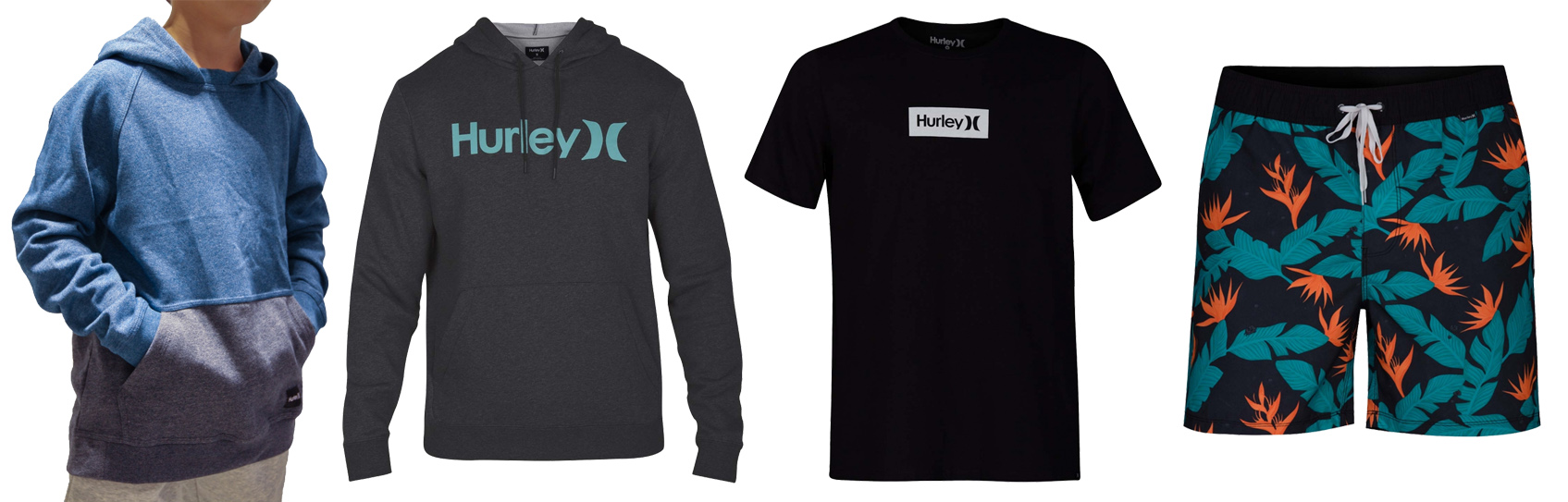 collection enfant HURLEY
