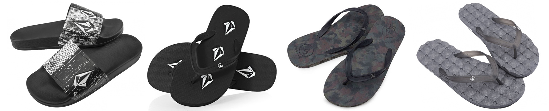 tongs homme VOLCOM