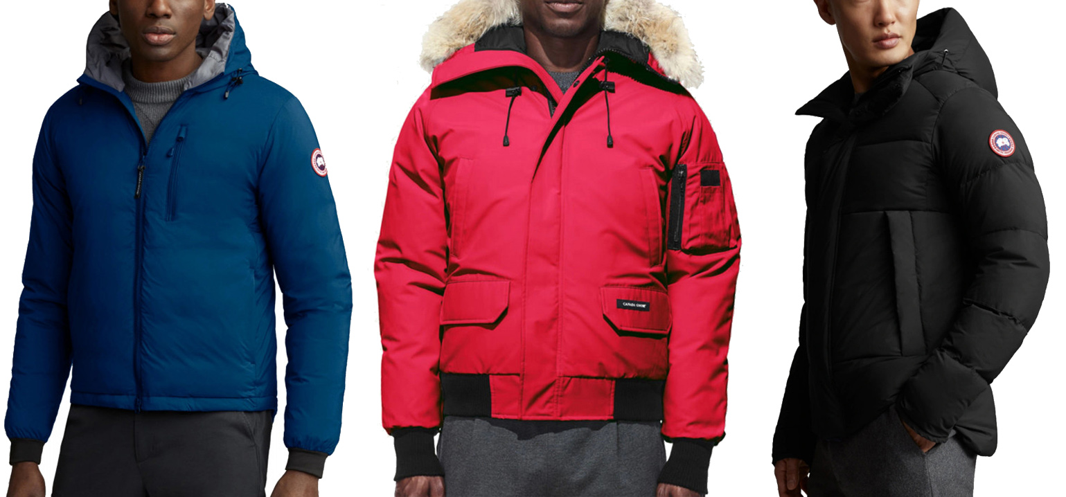 blousons homme CANADA GOOSE