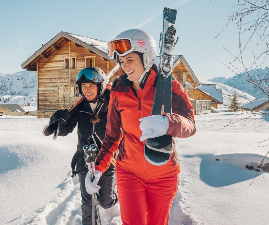 ROSSIGNOL : NOUVELLE COLLECTION SKIS