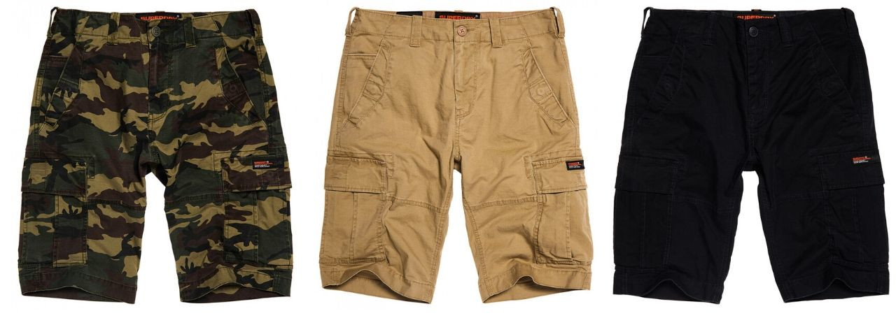 SUPERDRY shorts homme