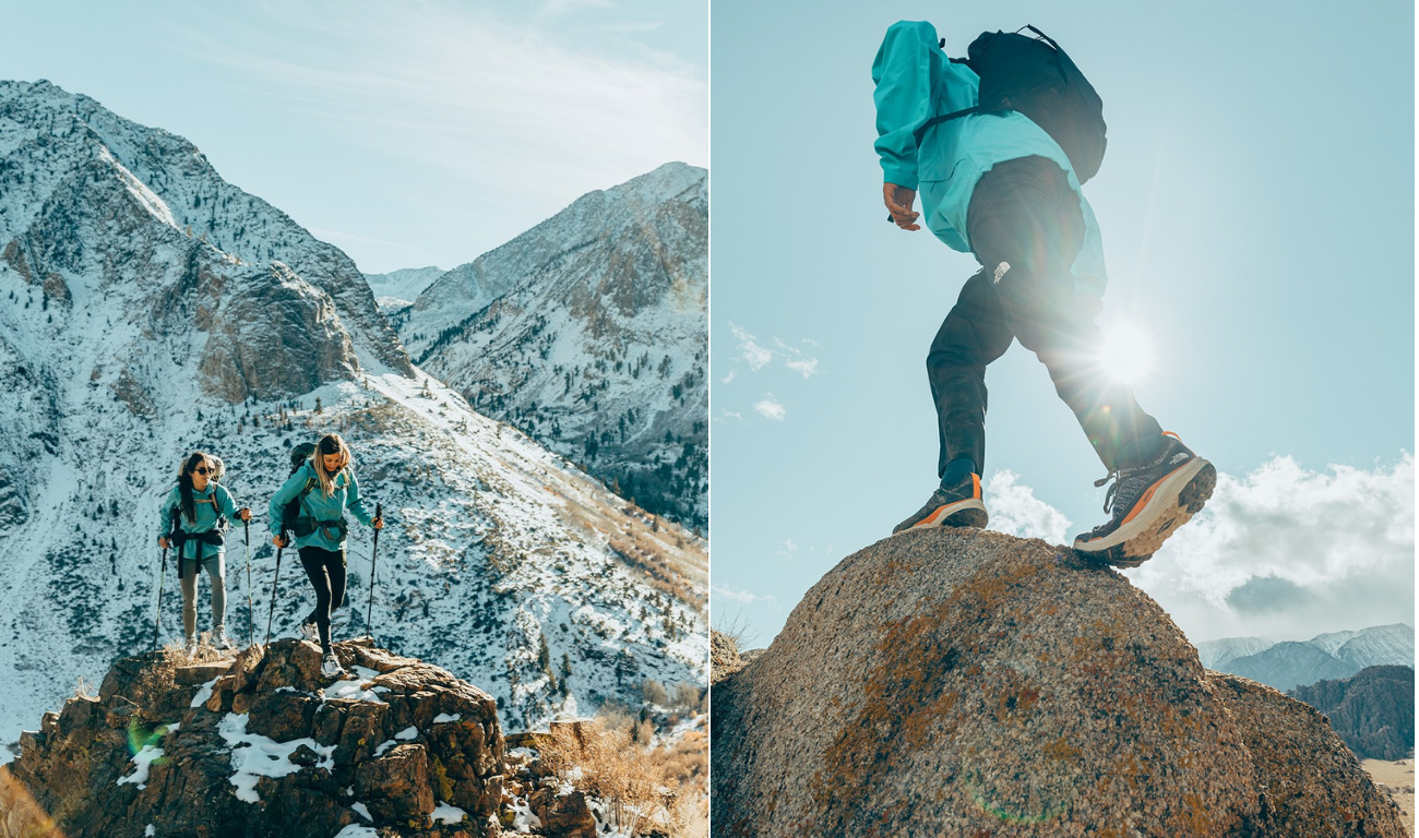 THE NORTH FACE : NEVER STOP EXPLORING™
