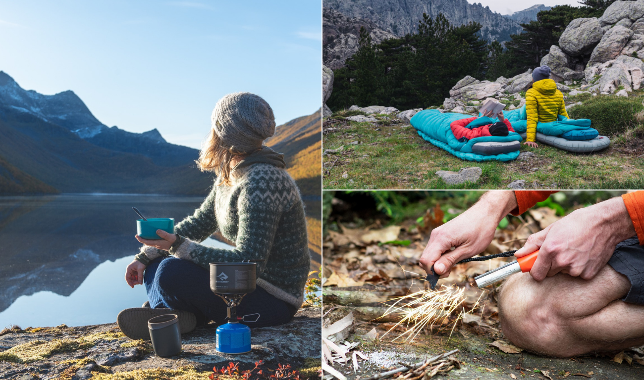 CAMPING : TOUT L'EQUIPEMENT INDISPENSABLE