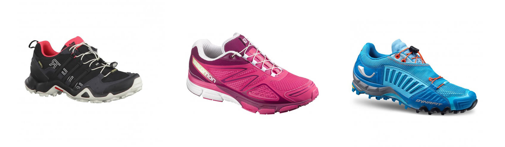 Chaussures trail femme