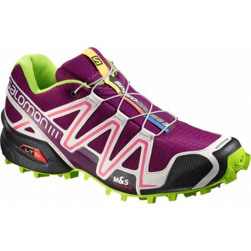 CHAUSSURES TRAIL SALOMON SPEEDCROSS 3 MYSTIC PURPLE