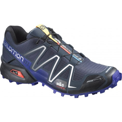 CHAUSSURES TRAIL SALOMON SPEEDCROSS 3 CS DEEP BLUE