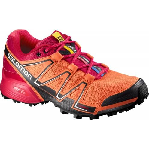 CHAUSSURES TRAIL SALOMON SPEEDCROSS VARIO ORANGE