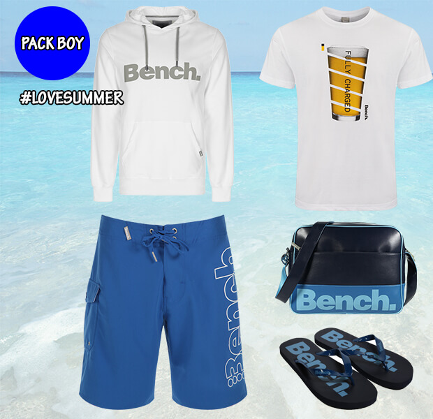 Pack BOY 100% BENCH