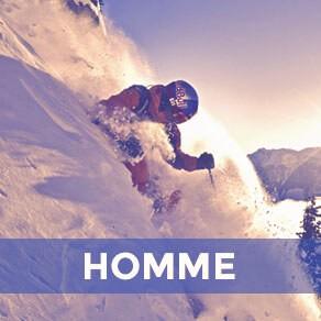 tenue de ski homme