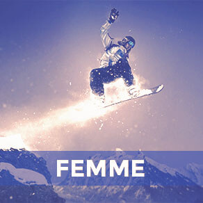 snowboard femme